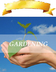 Gardening services advertising
